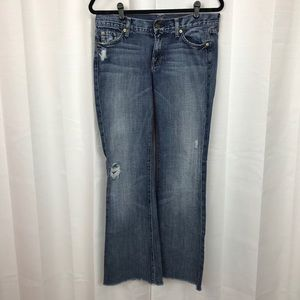 7 For All Mankind Flare Jeans Sz.28